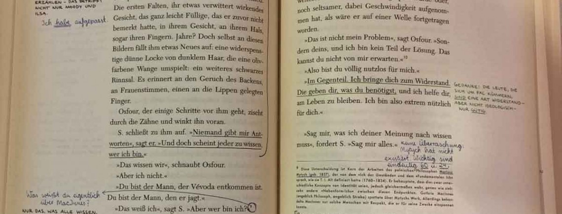 """""""S. – Das Schiff des Theseus"""" – J. J. Abrams, Doug Dorst"""