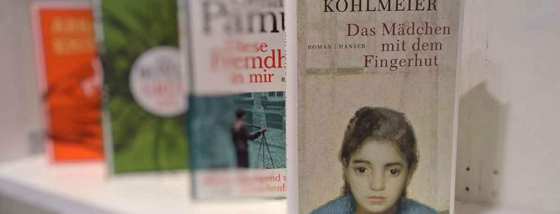 """""""Das Mädchen mit dem Fingerhut"""" – Michael Köhlmeier"""