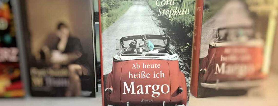 """""""Ab heute heiße ich Margo"""" – Cora Stephan"""