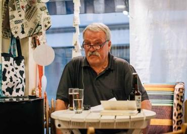 """""""Glückspils"""" in der Bücherstube Draht (12.05.2016)"""