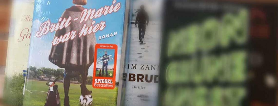 """""""Britt-Marie war hier"""" – Frederik Backman"""