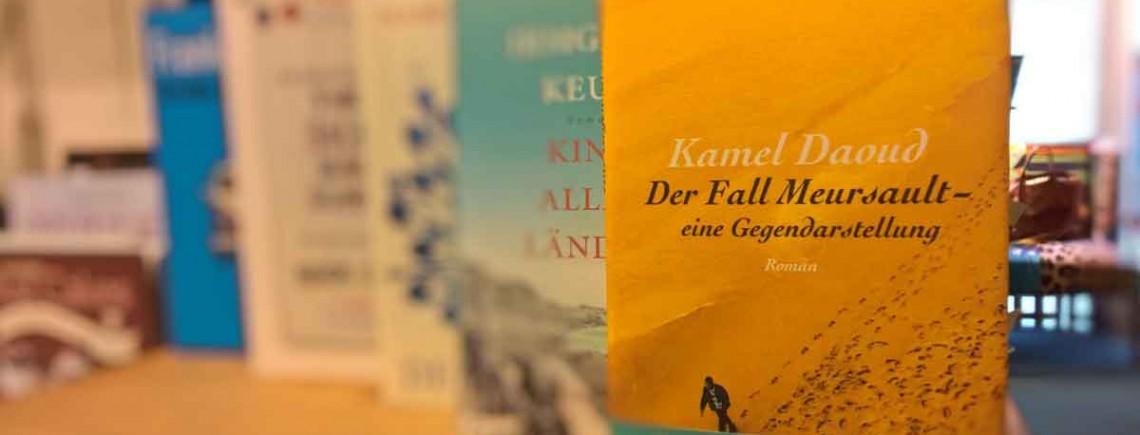 """Der Fall Meursault, Eine Gegendarstellung"" – Kamel Daoud"