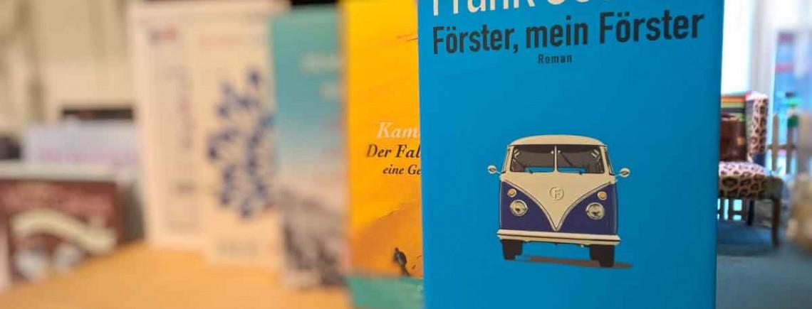 """""""Förster, mein Förster"""" – Frank Goosen"""