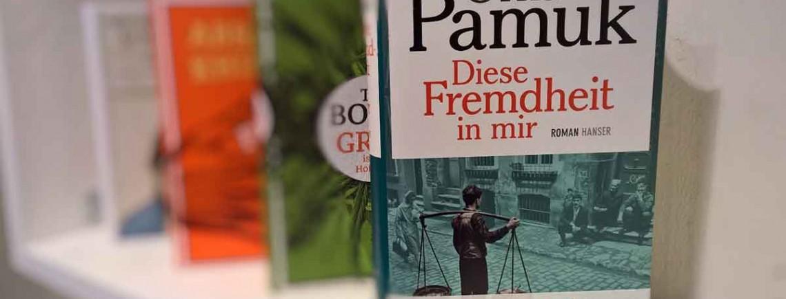 """""""Diese Fremdheit in mir"""" – Orhan Pamuk"""