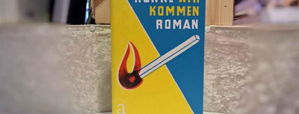 """""""Wir kommen"""" – Ronja von Rönne"""