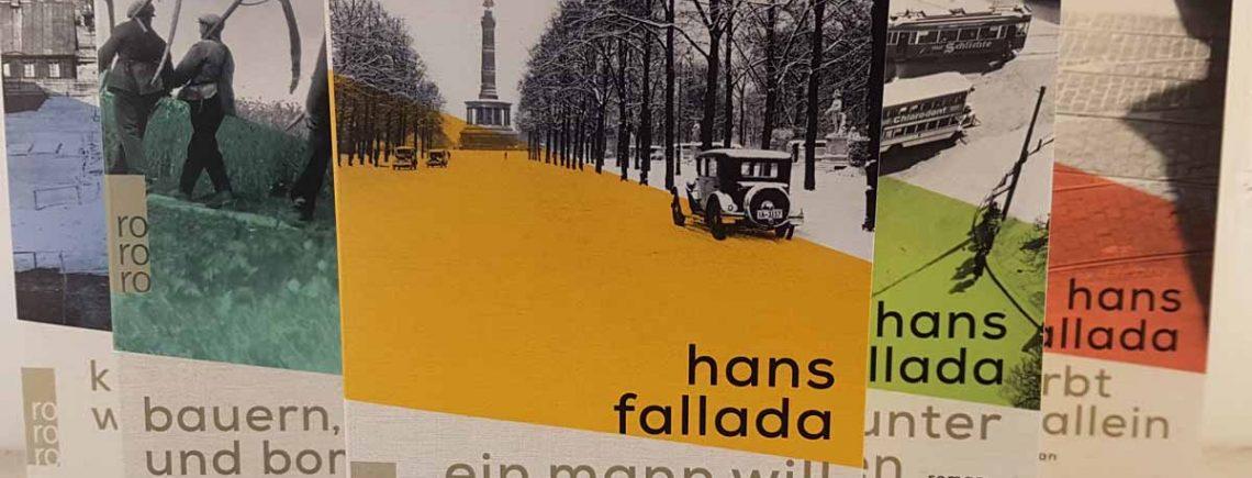 """""""Ein Mann will nach oben"""" – Fallada, Hans"""