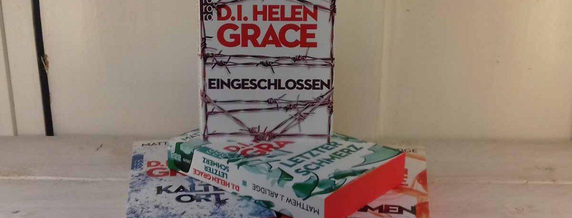"""""""D.I. Helen Grace: Eingeschlossen"""" – Arlidge, Matthew J."""