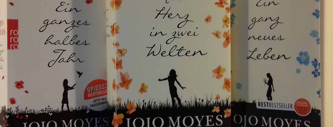 """Mein Herz in zwei Welten"" – Moyes, Jojo"
