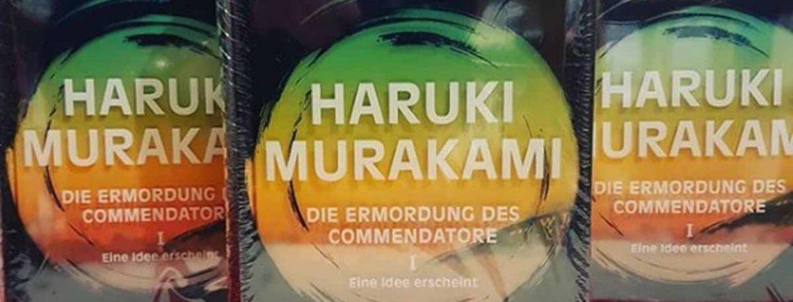 """Die Ermordung des Commendatore, Band I"" – Murakami, Haruki"