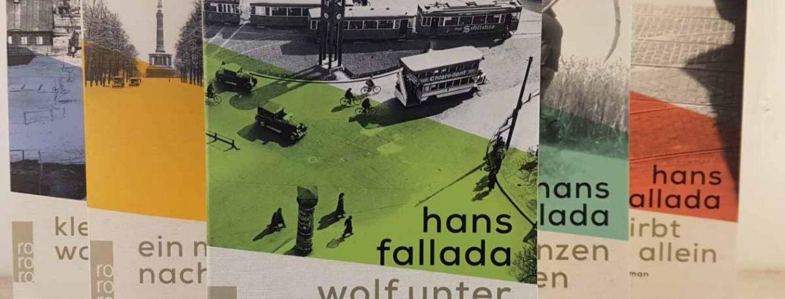 """""""Wolf unter Wölfen"""" – Fallada, Hans"""