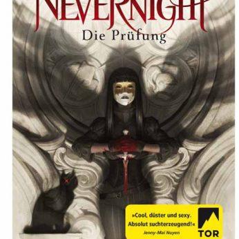 """""""Nevernight – Die Prüfung"""" – Kristoff, Jay"""