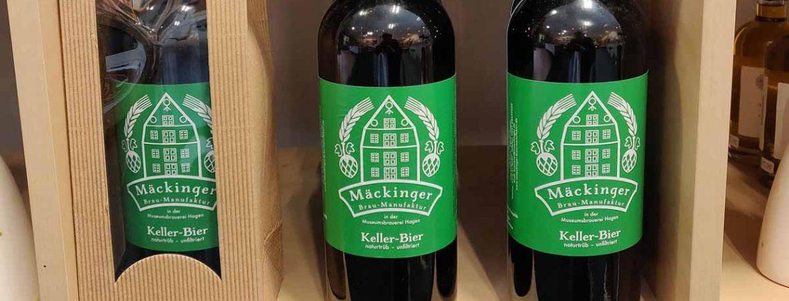 Mäckinger Keller-Bier
