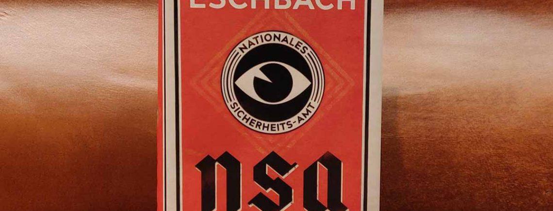 """NSA – Nationales Sicherheits-Amt"" – Eschbach, Andreas"