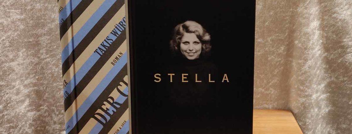 """""""Stella"""" – Würger, Takis"""