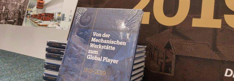 """""""Von der Mechanischen Werkstätte zum Global Player – DEMAG 1819 – 2019"""