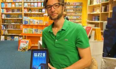 Autorenlesung mit Marcus Bannò