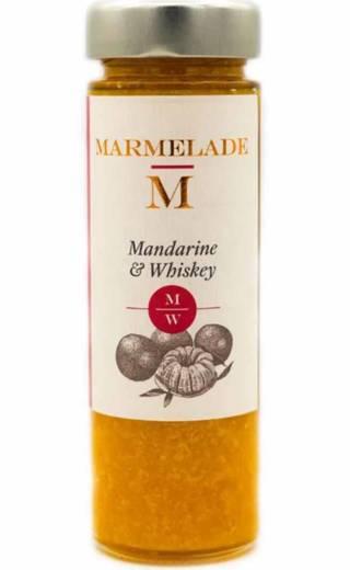 Mandarine & Whiskey Marmelade
