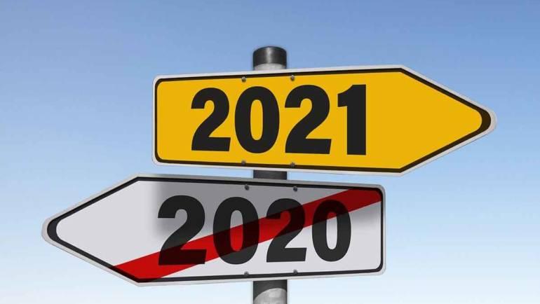 Guten Rutsch und ein gutes 2021!