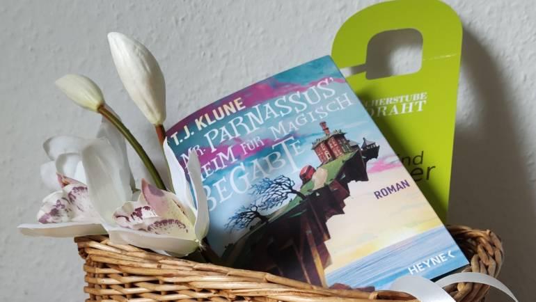 Rezension | Mr. Parnassus' Heim für magisch Begabte